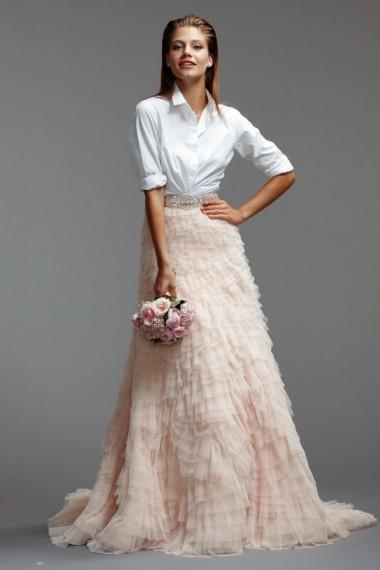 10 Sensational Bridal Separates Skirts