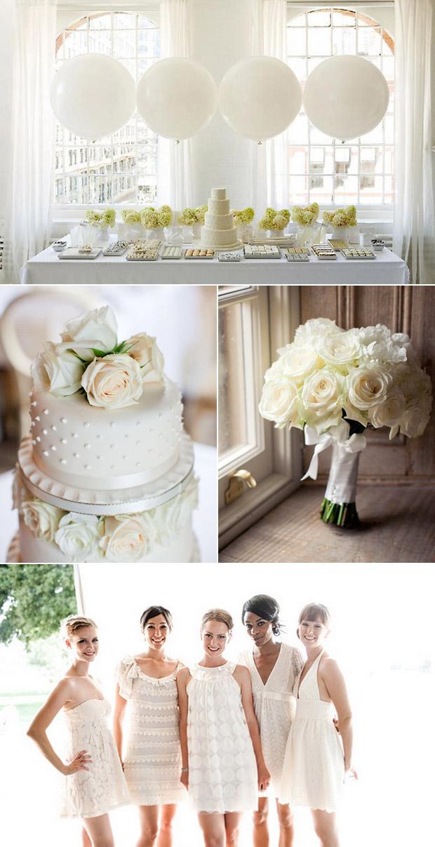 5 Timeless Wedding Colours Weddingsonline