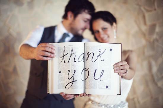 Thank-you-Book-wedding-card