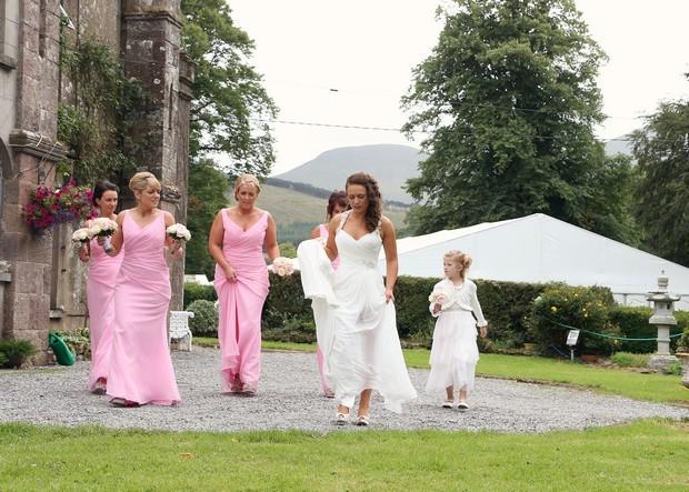 Gorgeous Glen Of Aherlow Wedding By McMahon Studios