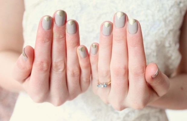 7 Classic Nail Polishes for Your Wedding Day
