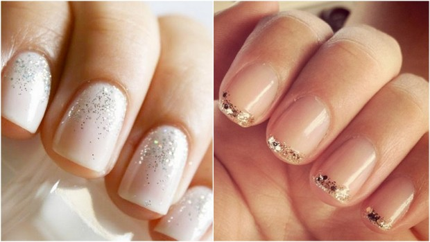 Bridal Beauty The Hottest Wedding Nail Trends For 2014