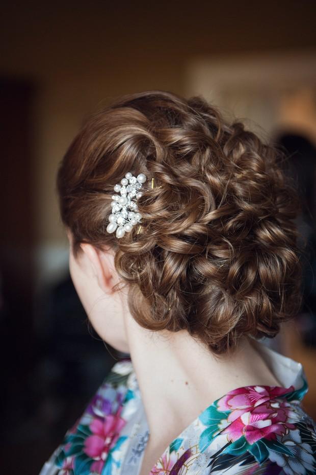 12 Romantic Bridal Up Dos - Top Wedding Hairstyles 2014   weddingsonline