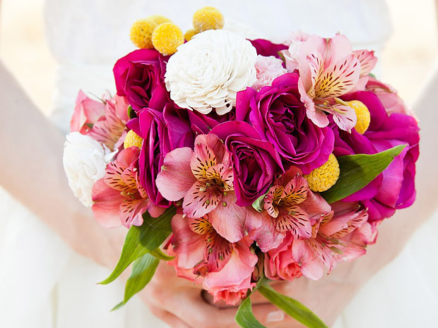 Wedding Flowers For August