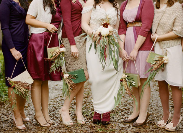 13 Alternatives To A Traditional Wedding Bouquet