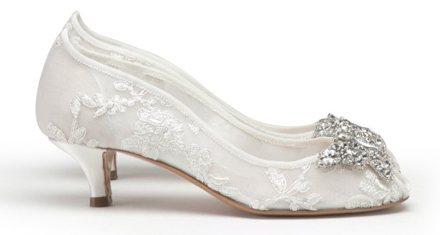 Bridal Shoes Low Heel 2014 Uk Wedges Flats Designer PHotos Pics ...