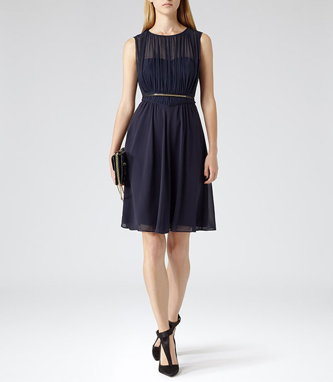 navy-bridesmaid-dress