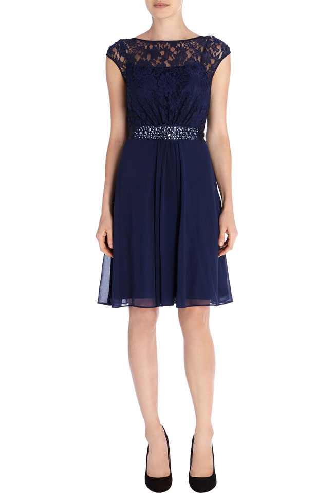 navy-embellished-bridesmaid-dress