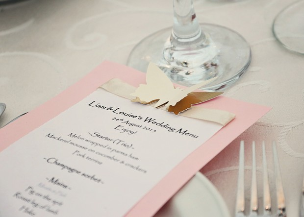 pink-wedding-menu