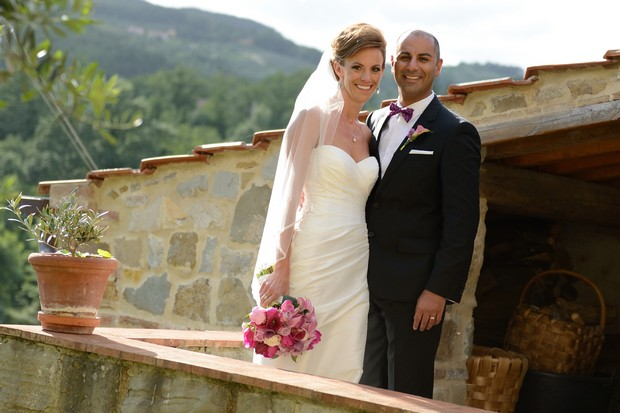 An Intimate Family Celebration In Tuscany By Infinity