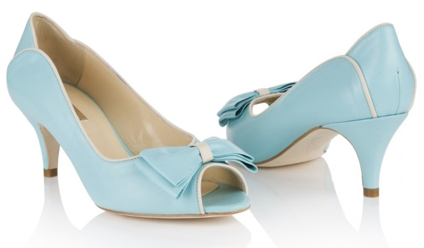 Where to find fabulous low mid heel wedding shoes weddingsonline
