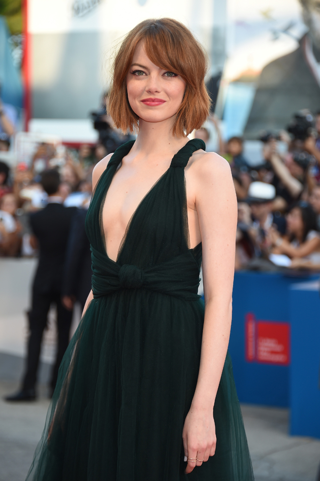 Opening Ceremony And 'Birdman' - Premiere - 71st Venice Film Festival