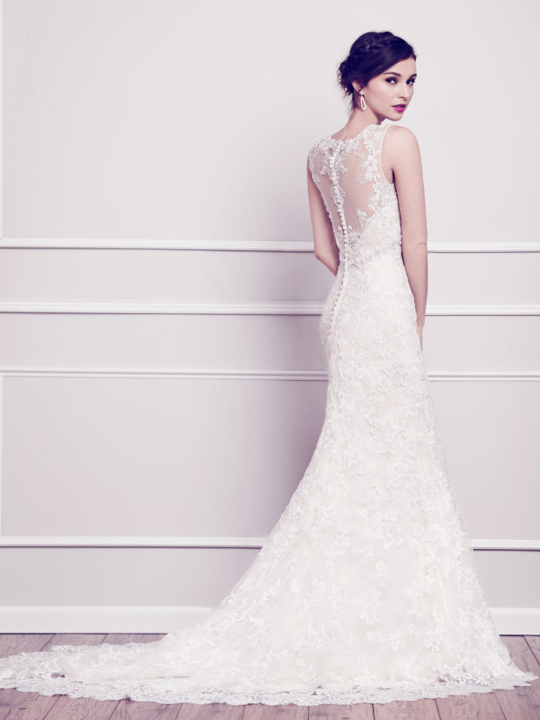 The Dreamiest Wedding Dresses From Kenneth Winston 2015 Weddingsonline