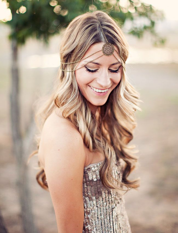 loose-waves-wedding-hairstyle