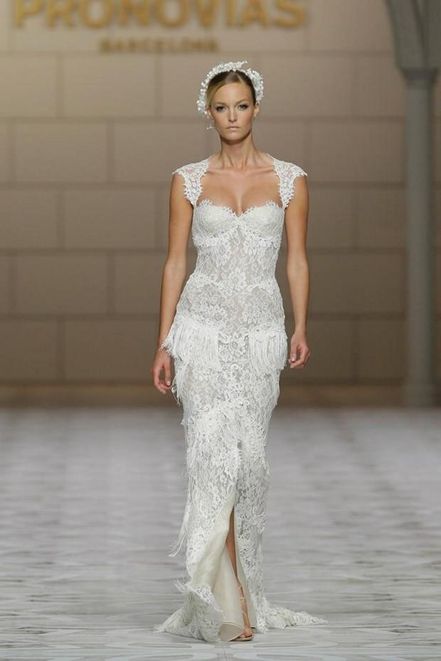pronovias-2015-Bustier-wedding-dress