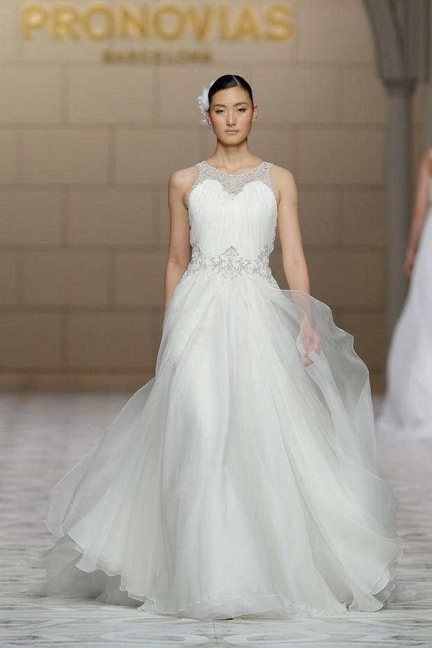 pronovias-2015-collection-tulle-wedding-dress