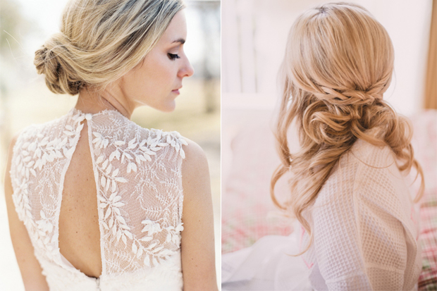 23 Romantic Wedding Hairstyles For Long Hair: 10 Romantic Wedding Hairstyles