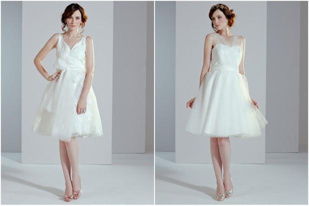 Tea Length High Street Wedding Dresses Ireland