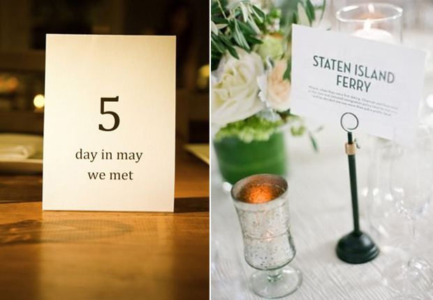 wedding-table-number-ideas-memories