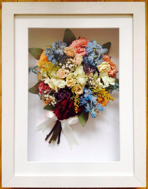 Great ways to preserve your wedding bouquet weddingsonline anne donohoe bouquet 1 solutioingenieria