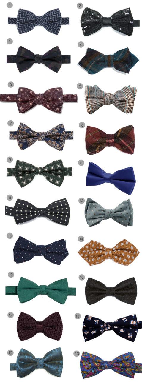 bow-ties-groom-groomsmen-wedding