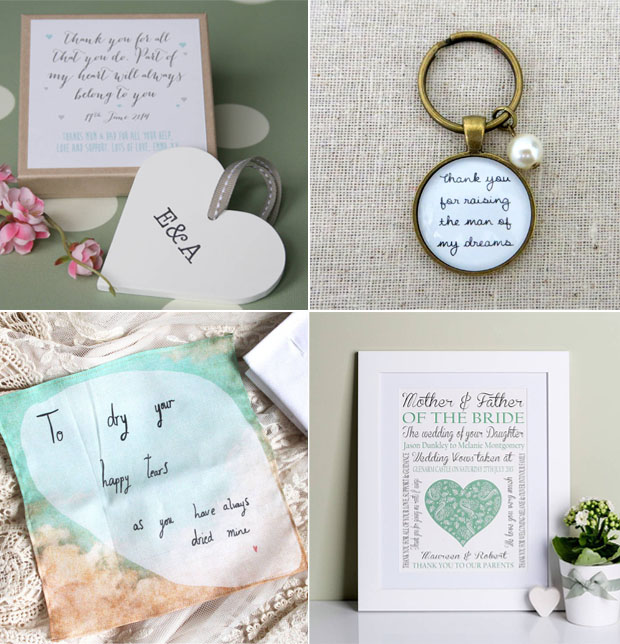 Thank You Wedding Gift Ideas For Parents : gift-ideas-for-parents-in-laws-wedding