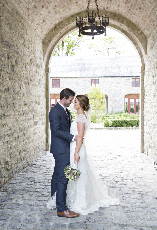 clonabreany house ireland real wedding modern venue