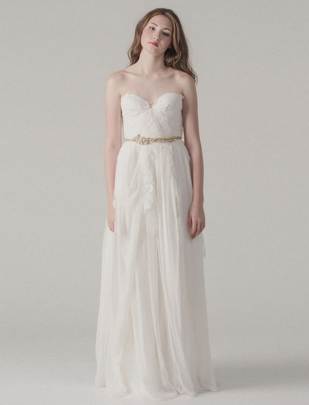 Sarah seven wedding dresses 2015 collection weddingsonline for Sarah seven used wedding dress