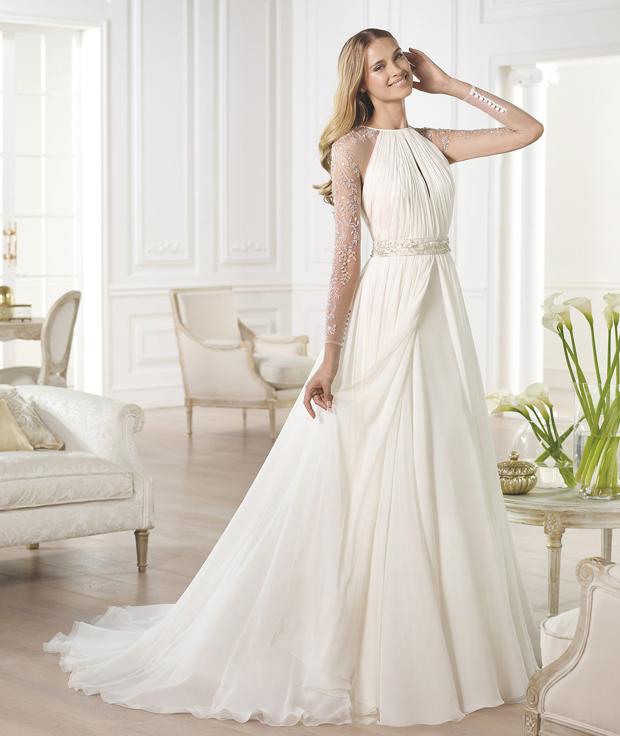 YAJAIDA_Pronovias-colección-vestidos-de-novia-2015