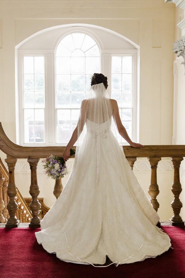 classic tara keely bride