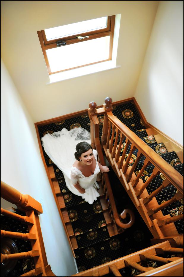 bride-wedding-dress-real-wedding-trim-castle