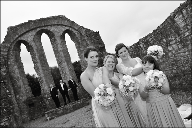 bridesmaids-groomsmen-trim-castle-wedding