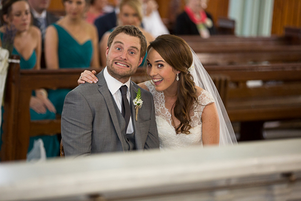 tara-john-wedding-funny-faces-ceremony