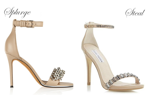 Looking for some glamorous wedding shoes? We