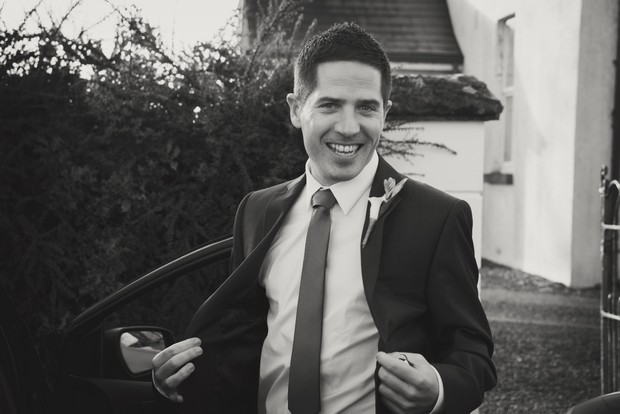 weddings by kara photography groom portrait