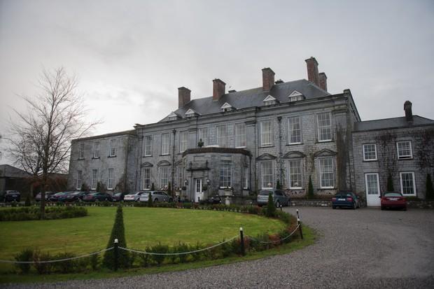 castle durrow hotel wedding ireland