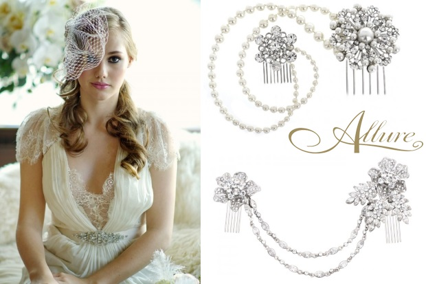 Bride Hair Accessories Headbands Ireland Allure