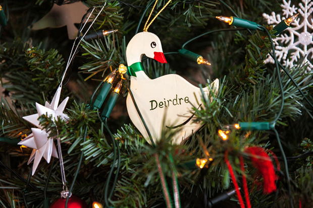 christmas-wedding-clontarf-castle-christmas-tree-ornaments