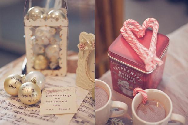 10 of the Cutest Ideas for a Christmas Wedding weddingsonline