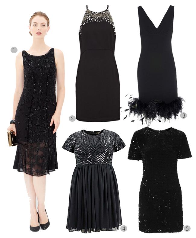 emebellished-black-party-dresses