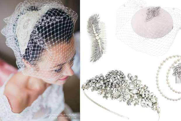32 Gorgeous Wedding Hair Accessories From Irish Designers Online