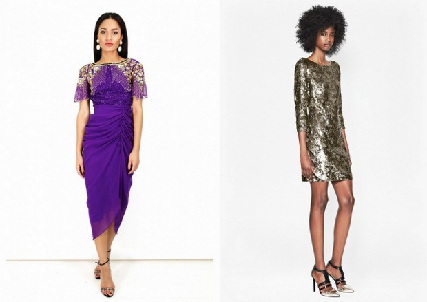 Dresses For Christmas Wedding Guest