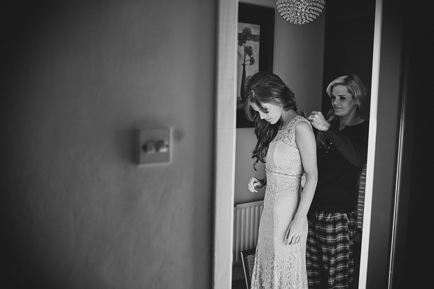 13-bride-getting-ready-dress-black-white