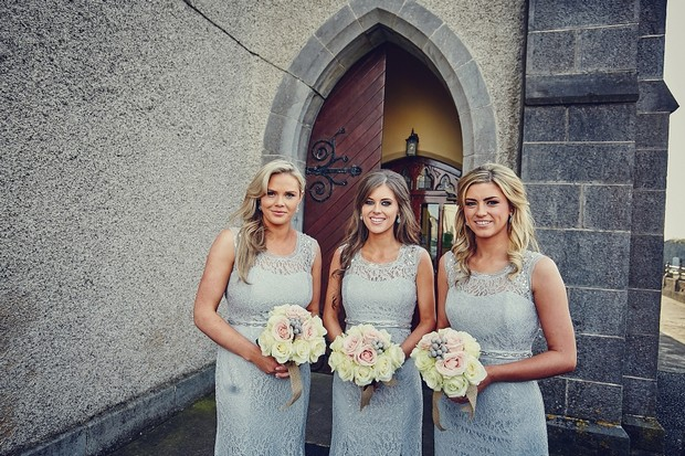 22-silver-lace-bridesmaids-dresses