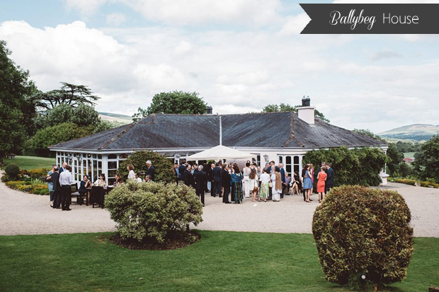Ballybeg House Alternative Wedding Venues Ireland