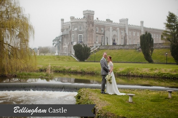 Bellingham Castle Real Wedding Ireland 68