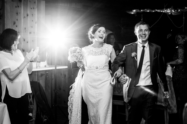 bride-and-groom-reception-entrance-classic-cosy-real-wedding-germany