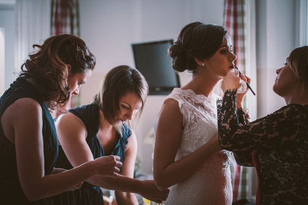 bride-in-red-lipstick-getting-ready