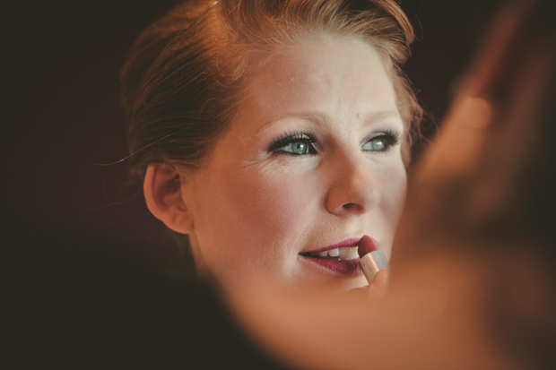 charlene-stephen-wedding-bride-red-lipstick