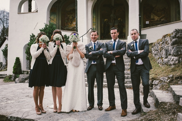 fun-bridal-party-shots-classic-cosy-real-wedding-in-germany